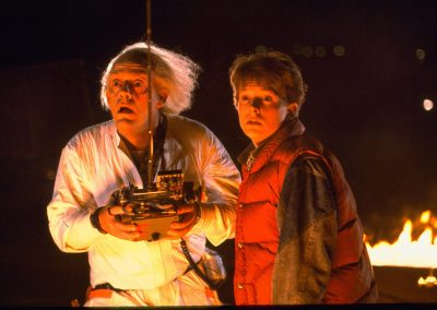 Enchanted Cinema presents Back to the Future