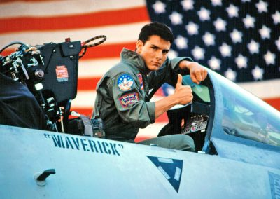 Top Gun - Outdoor screening - Enchanted Cinema