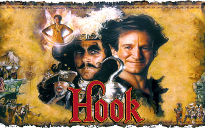 Past Event: HOOK (PG) Sunday 16 September 2018 – The Gonville Hotel, Cambridge