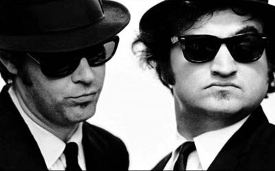 Past Event: THE BLUES BROTHERS (15) At The Red Lion in Grantchester 29/5/2016