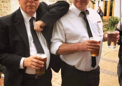The Blues Brothers at Enchanted Cinema screening at The Red Lion Grantchester