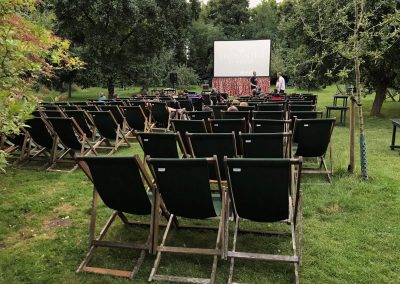 Amelie at Enchanted Cinema Cambridge - Summer Screenings 3