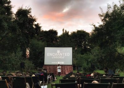Amelie at Enchanted Cinema Cambridge - Summer Screenings