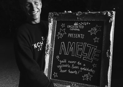 Amelie at Enchanted Cinema Cambridge - Summer Screenings 6