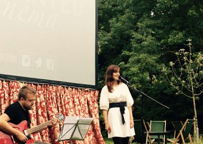 Amelie at Enchanted Cinema Cambridge - Summer Screenings 7