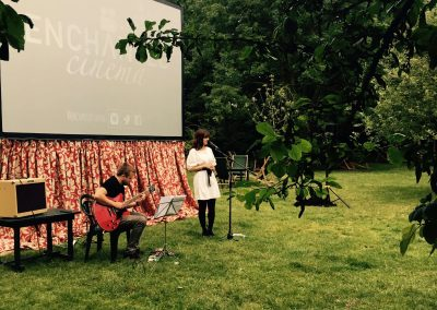 Amelie at Enchanted Cinema Cambridge - Summer Screenings 8
