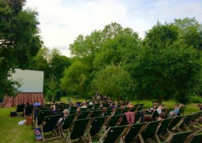 Rogue One Enchanted Cinema at the Orchard Tes Gardens