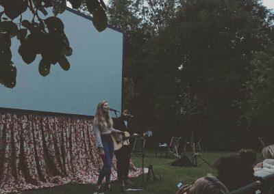 SJ Mortimer at Enchanted Cinema