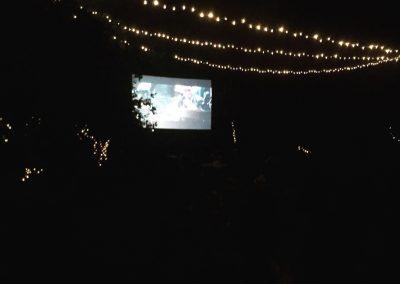 Magical outdoor cinema at The Orchards - Gatsby at Enchanted Cinema