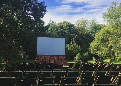 Ready for Enchanted Cinema screening of Dirty Dancing at The Orchards