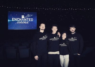 Enchanted Cinema Team 2017