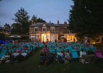 Enchanted Cinema Summer Season at the Gonville Hotel