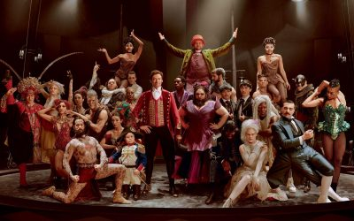 Past Event: THE GREATEST SHOWMAN (PG) Saturday 15 September 2018 The Gonville Hotel, Cambridge